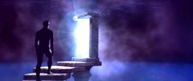Heaven Light Doorway